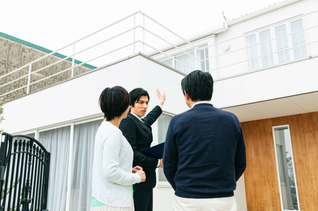 グリーンポイント制度で家を購入する人