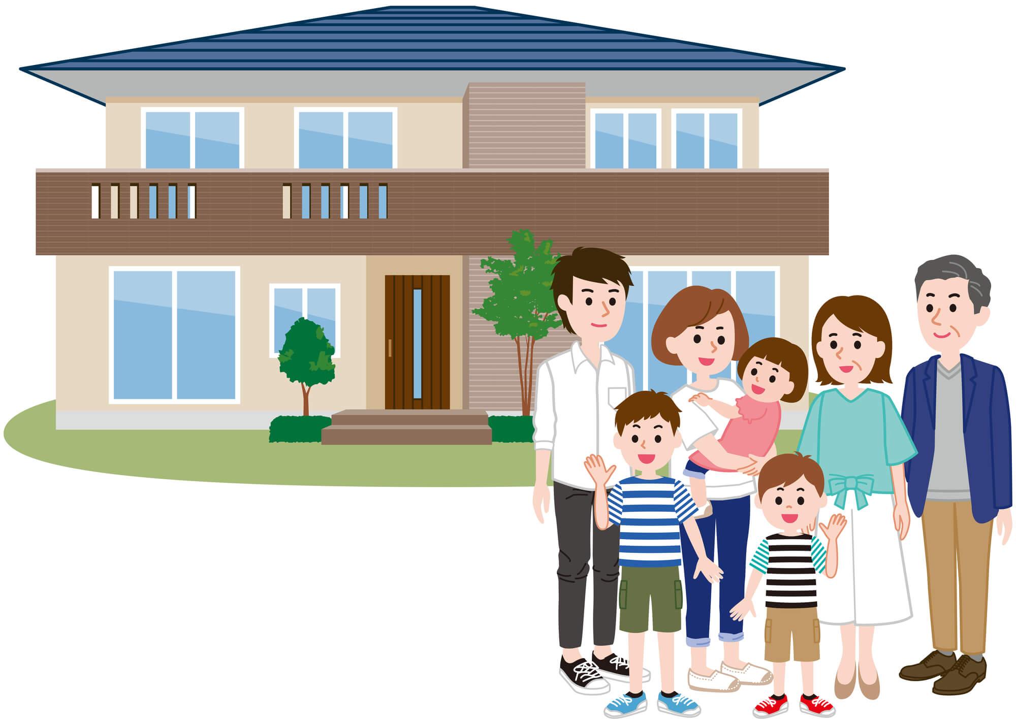 グリーン住宅ポイントで家を買う人