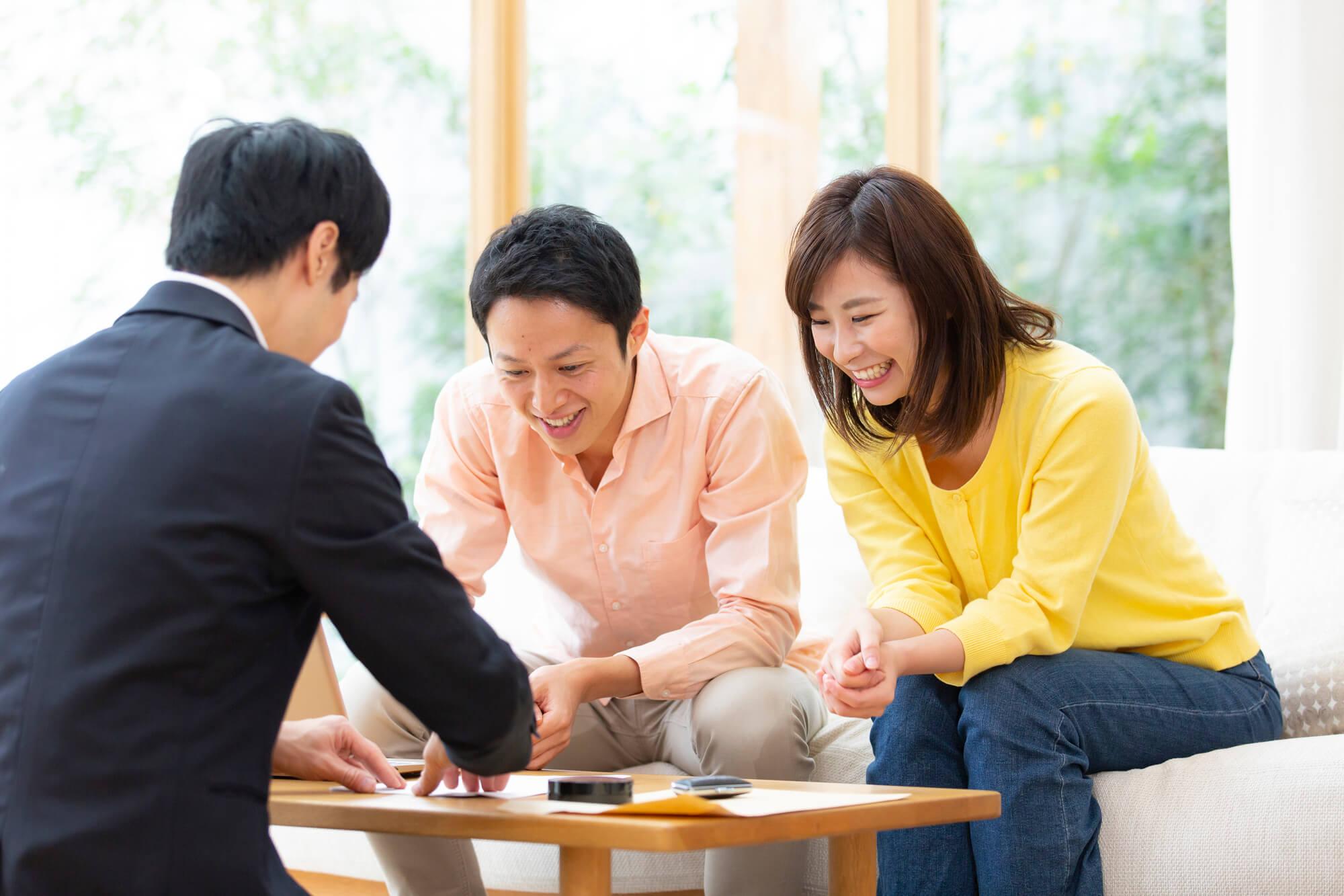 グリーン住宅ポイント制度で家を買う人